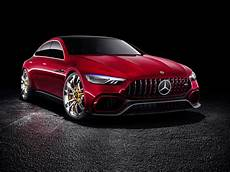 mercedes amg debuts hybrid sports concept car fortune