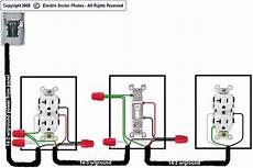 i want to wire the following diagram from source to switched receptacle to switch to