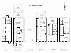 brownstone house plans 1000 images about brownstone floorplans on pinterest