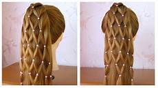 Tuto Coiffure Simple Cheveux Mi Queue De