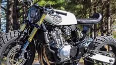 2016 Honda Cb600f By One Up Moto Garage