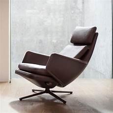 paroi de vitrée vitra fauteuil grand relax ottoman connox
