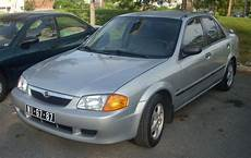 2000 mazda protege dx sedan 1 6l manual