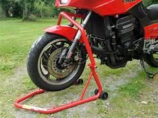 bequille arriere moto test bequille d atelier moto worken pour l avant et l