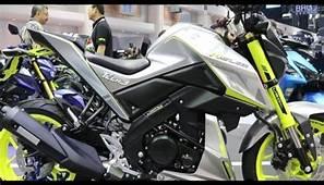 Yamaha M Slaz Limited Edition Unveiled  2017 Thai Motor Show