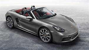 Updated 2017 Porsche 718 Boxster And Cayman Launched In India
