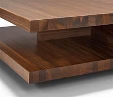Wood Modern Coffee Table