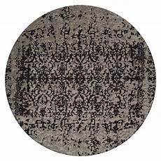 teppich rund 300 kayoom teppich rund 300 beige schwarz durchmesser