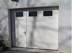 Porte De Garage Basculante Avec Portillon Int 233 Gr 233 Leroy