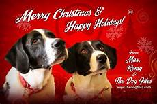 merry christmas happy holidays dog files