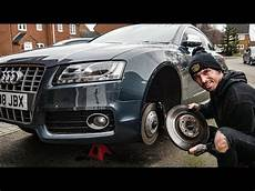 Beginning The Audi S5 Mods But Theres A Problem