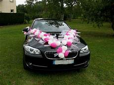Deco Voiture Mariage Tulle
