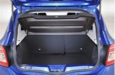 Dacia Sandero Interior Autocar