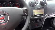 comodo dacia sandero stepway new 2013 dacia sandero dashboard and interior hd