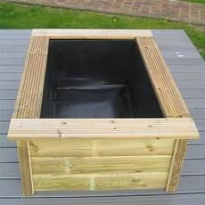 Kit Complet Bassin Quadra C3 Bassin 365l Contour Bois
