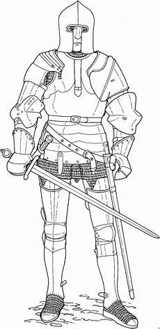 Malvorlagen Ritter Hund Ritter Mit Schwert Und Helm Ausmalbild Malvorlage