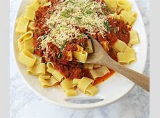 bolognese beef sauce image