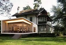 Extension Contemporaine D Une Villa Ancienne S 233 Parations
