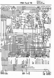 ford wiring diagrams schematics electrical wiring diagram for 1958 ford v8 all about wiring diagrams