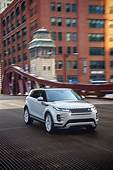 New Range Rover Evoque Makes Dynamic US Debut Pictures