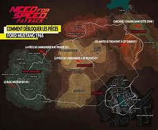 Guide Need For Speed Payback Ou Se Trouvent Tous Les