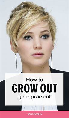 ask a hairstylist how to grow out your hair after a pixie