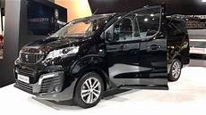Peugeot Traveller 2016 In Detail Review Walkaround