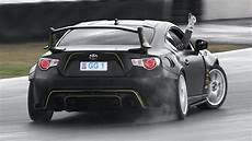 350hp toyota gt86 with greddy turbo kit drifting