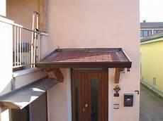 coperture per tettoie esterne tettoie per entrate e balconi civer coperture snc