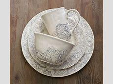 Scarlett Dinner Plate   Pottery Barn