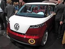 Volkswagen Unveils New Vw Bulli Concept At Geneva Auto