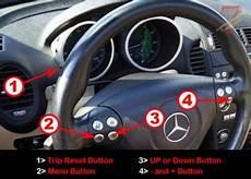 2004 2010 Mercedes R171 Slk 350 Slk280 Service Light Reset