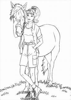 Ausmalbilder Pferde Bunt Ausmalbilder Mit Ihrem Pferd Ausmalbilder Malvorlagen