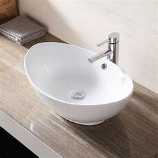 Keramik Waschbecken Bad - white porcelain ceramic bathroom sink vessel vanity basin