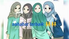 Anime Muslimah Lucu