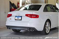 awe tuning b8 b8 5 audi s4 touring edition cat back exhaust system awe b8 audi s4 cbe touring