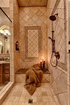 badezimmer fliesen mediterran tuscan reflections