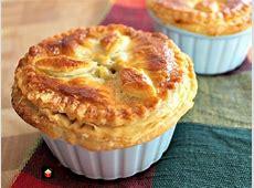 low fat chicken pot pie_image