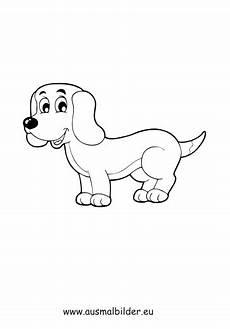 Ausmalbilder Hunde Welpen Ausmalbild Hund Zum Kostenlosen Ausdrucken Und Ausmalen