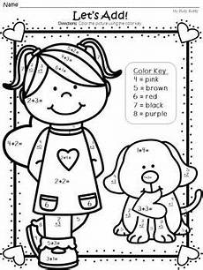 s day worksheets grade 2 20361 s day activities color by number addition subtraction grade