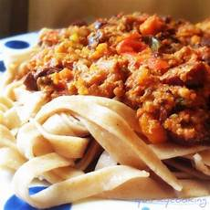 Bolognese Sauce In The Thermomix Cooking