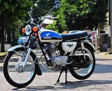 Modif Motor Cb 100 by Modifikasi Motor Honda Cb 100 Honda Cb 100 Vintage