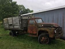 1954 F600 Ford Truck Fabco 4x4 Stake Side Bed Cab Vintage