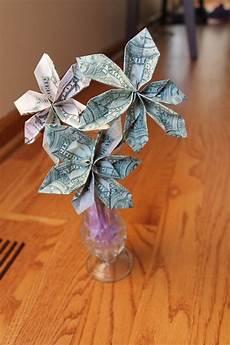 Blumen In Vase Aber Welche Aus Geldscheine