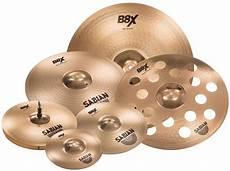 Sabian B8x Cymbal Pack New