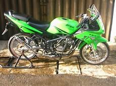150 Rr Modif by Kumpulan Foto Modifikasi Motor Kawasaki 150 Rr