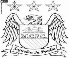 Ausmalbilder Fussball Manchester City Ausmalbilder Manchester City Logo Zum Ausdrucken