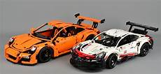 Lego Technic 42096 Porsche 911 Rsr Review Brickset Lego