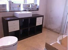 EXPEDIT and the Bathroom Sink   IKEA Hackers