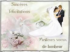 Felicitations Mariage Maries